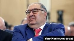 Алишер Усмонов.