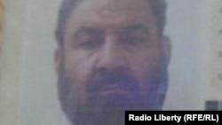 На фотографии, предположительно, мулла Ахтар Мансур, лидера «Талибана», убитый при авиаударе в Пакистане