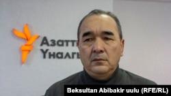 Турат Акимов.