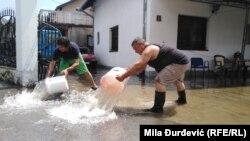 Beograd pod vodom