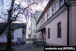 Дом на вуліцы Карла Маркса