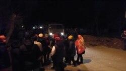 Власти Ленинского района Бишкека перекопали дорогу, ведущую на рынок «Дыйкан-Пишпек»