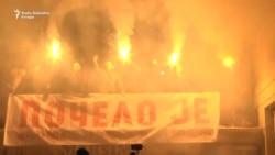Beograd: Šesti protest protiv nasilja