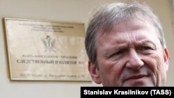 Рускиот деловен правобранител Борис Титов