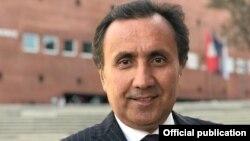 Имомуддин Саттори, посол Таджикистана в РФ