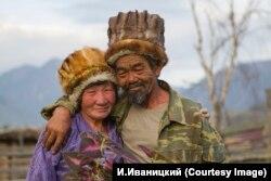 Родители Мергена Маркова.
