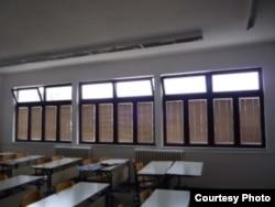 Jedna od škola u Crnoj Gori - ilustracija