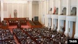 Первый Съезд народных депутатов РСФСР, май 1990 года
