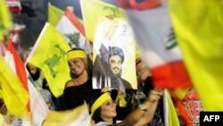 هواداران لبنانی گروه حزبالله