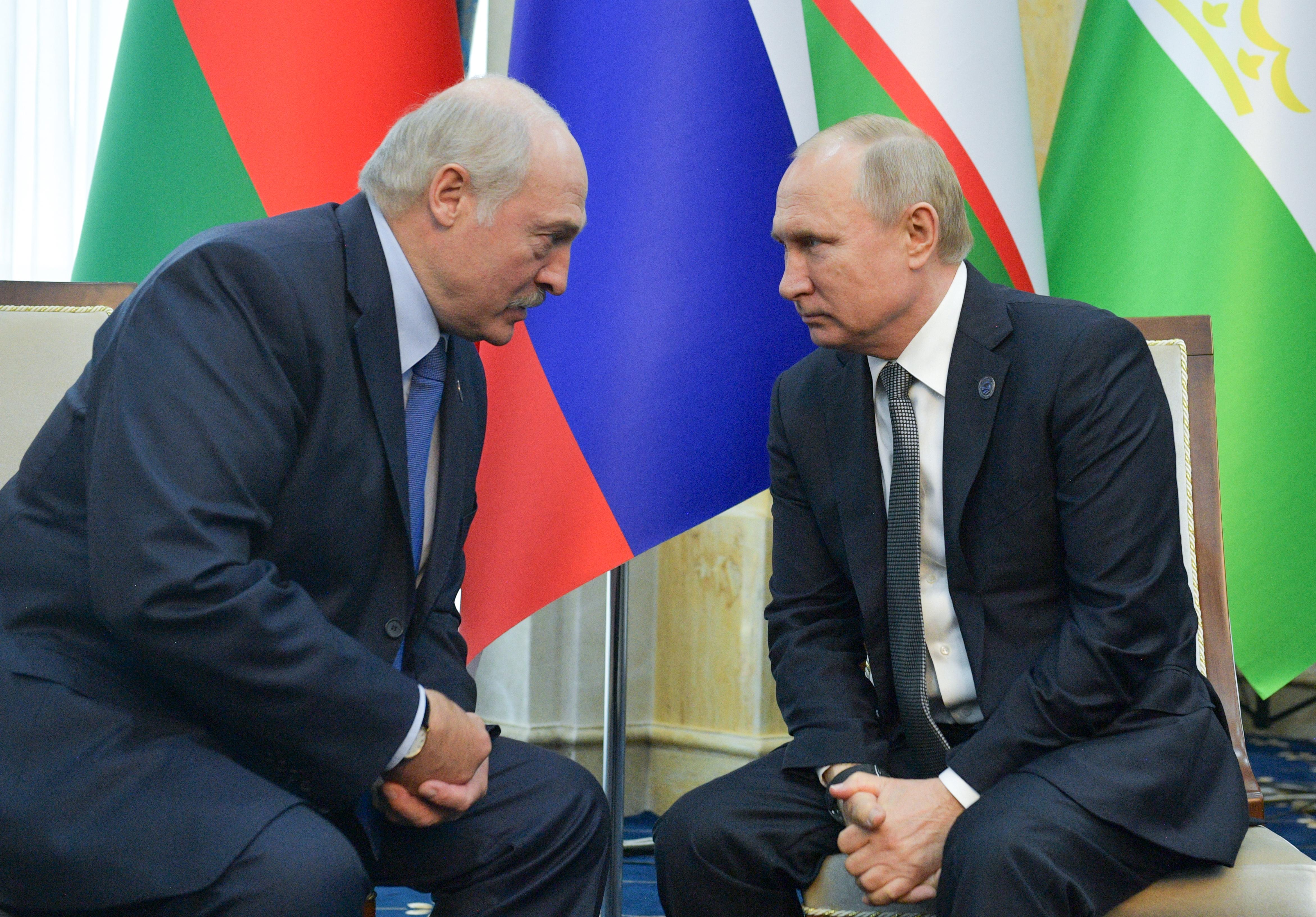 Якая з гэтых цытат пра інтэграцыю з Расеяй належыць Лукашэнку?