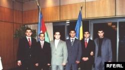 Rumıniyada yaşayan Azərbaycan diasporasının nümayəndələri