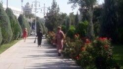 وضع محدودیتها در ترکمنستان