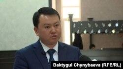 Нурлан Дуйшеналиев.