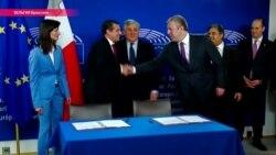 Стоит ли Европе опасаться нашествия обладателей грузинских паспортов