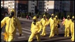 У Казахстані протестували проти пусків ракет із Байконура