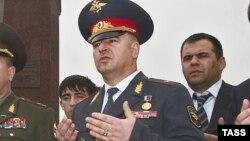 Нохчийчоь – Чоьхьарчу гIуллакхийн министр Алханов Руслан
