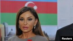 Мехрибан Алиева, депутат Милли Меджлиса и заместитель председателя правящей партии «Йени Азербайджан», супруга президента Ильхама Алиева