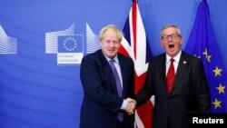 Boris Johnson și Jean-Claude Juncker au ajuns la un nou acord pentru Brexit, dar care trebuie aprobat la Westimnster Palace pentru a intra în vigoare