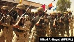 قوات مشتركة من الجيش والبيشمركة في كركوك