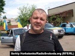 Евгений Недосека, житель Славянска