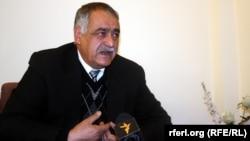 سید حسین فخری رئیس اداره عالی مبارزه با فساد اداری
