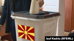 Votimet në Tetovë