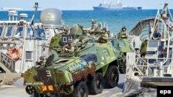 Američke trupe u NATO vježbi na Baltiku, juni 2015.
