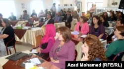 مشاركون في ندوة سبل تجاوز الخلافات