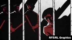 Deținuții spun că victimele care încearcă să se plângă de tortura din închisorile kazahe sunt tratați apoi mult mai rău de către autorități.