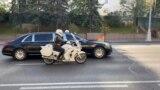 Minsk Escort Cortege