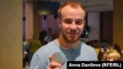 Крымчанин, серебряный призер по дзюдо Паралимпиады в Рио Дмитрий Соловей