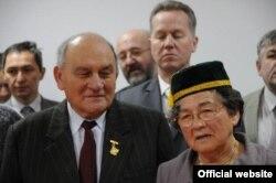 Польша татарлары Рөстәм Миңнеханов белән очрашуда