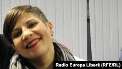 Maia Sandu în dialog la Europa Liberă cu Liliana Barbăroșie