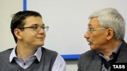 """Павел Чиков, """"Агора"""" и Олег Орлов, """"Мемориал"""""""
