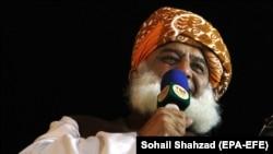 مولانا فضل الرحمان رهبر جماعت علمای پاکستان
