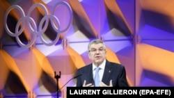 Томас Бах, президенти Кумитаи байналмилалии олимпӣ