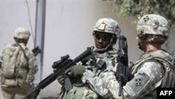 U.S. soldiers must leave Iraq's cities by June 2009.
