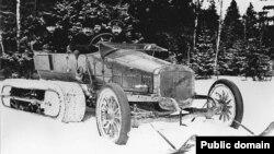 «Russo-Balt» avtomobili