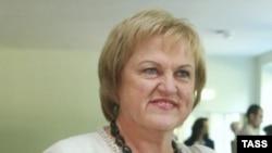 Казимере Прунскене не хватило нескольких проентов в 2004, чтобы стать президентом Литвы
