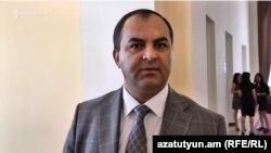 Генпрокурор Артур Давтян, Ереван, 19 июля 2018 г.