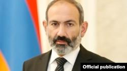 Acting Prime Minister Nikol Pashinian