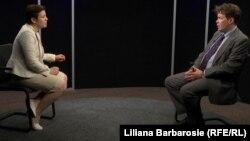 Prof. Evgheni Mahda intervievat de Liliana Barbăroșie