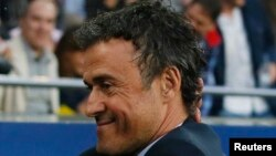 Selektor fudbalske reprezentacije Španije Luis Enrike