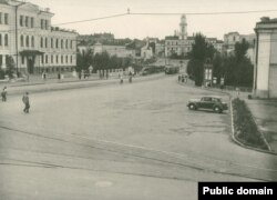 Витебск, начало 50-х