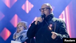 Kryetari i qytetit polak, Gdansk, Pawel Adamowicz, i cili u ther për vdekje