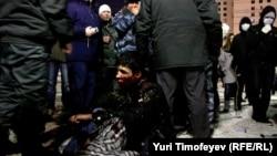 Кавказцы, избитые на Манежной площади во время акции 11 декабря 2010