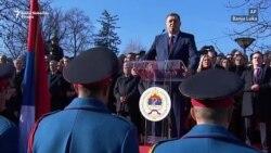 Dodik: 'Nema slobode za srpski narod bez države'