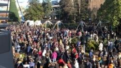 Новороссийск. Акция в поддержку Навального 23.01.2020