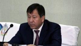 Tajik Interior Minister Ramazan Rahimzoda