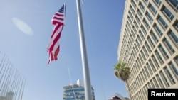 Відкриття посольства США в Гавані, 14 серпня 2015 року